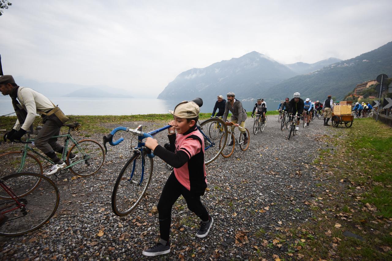 vintage, bike, ciclyng, lago d'iseo, lake of iseo, road,