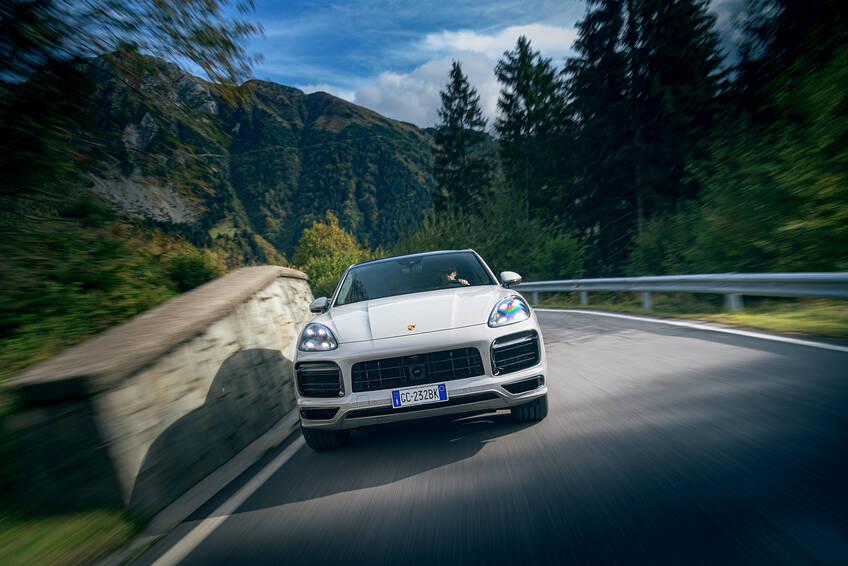 Porsche Cayenne GTS Coupè