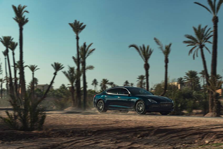 Maserati Quattroporte Royale Michael Minelli
