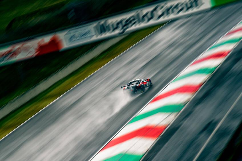 Motorsport Italian GT championship Mugello