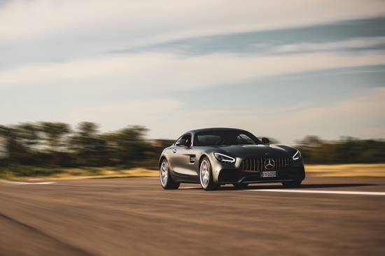Mercedes AMG GT Speed