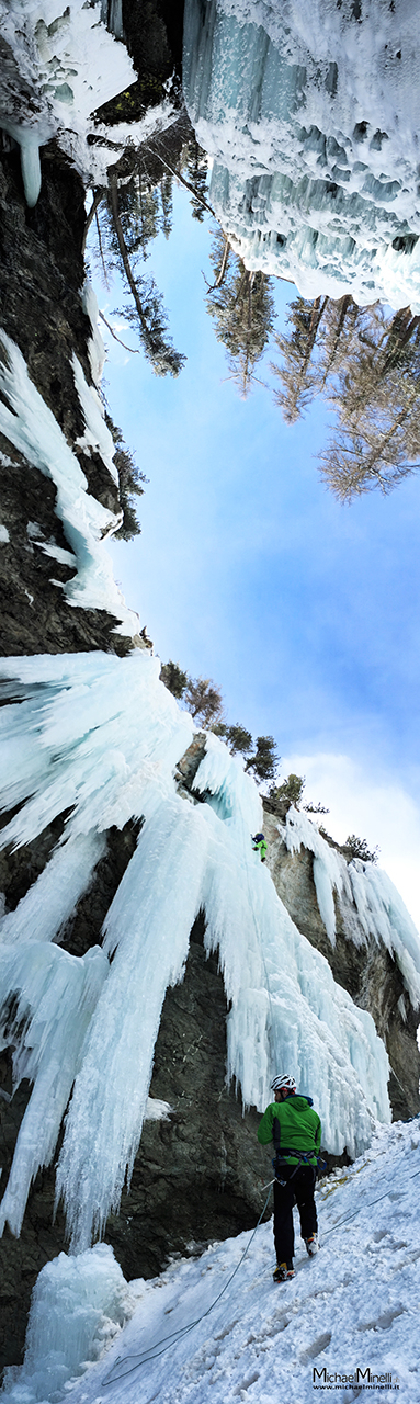 alpine guide, alps, climbing, ice fall, red bull, iphone